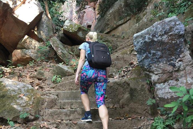 Private Kulen 1000 lingas Shiva uphill trekking Tour
