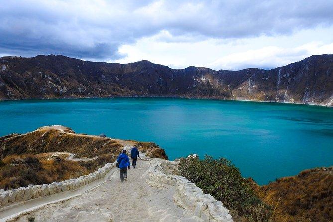 4-Day Magic Tour Quito, Cotopaxi, Quilotoa, Baños,Chimborazo, and Cuenca