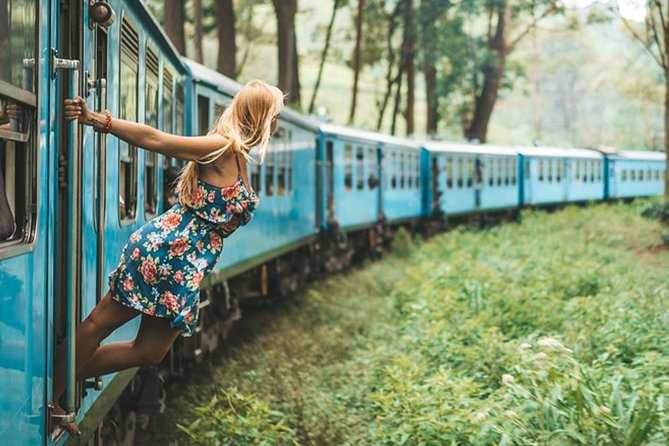 Ella to Kandy Train Tickets (2nd Class Reserved)