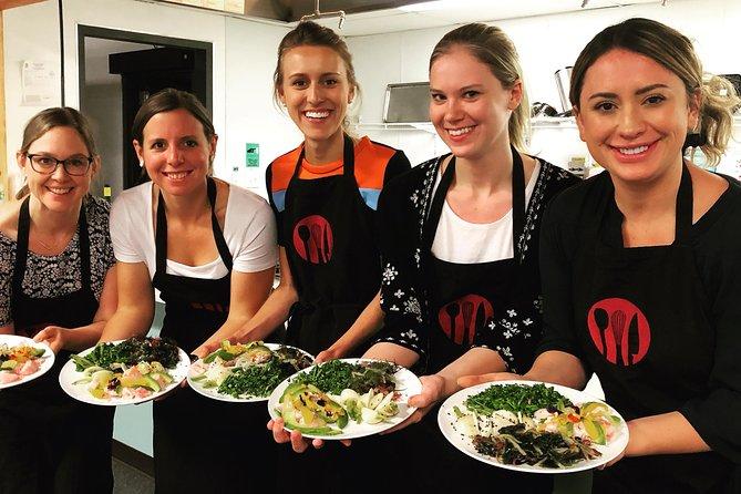 Denver Cooking Classes-Local, seasonal, and hands on menus