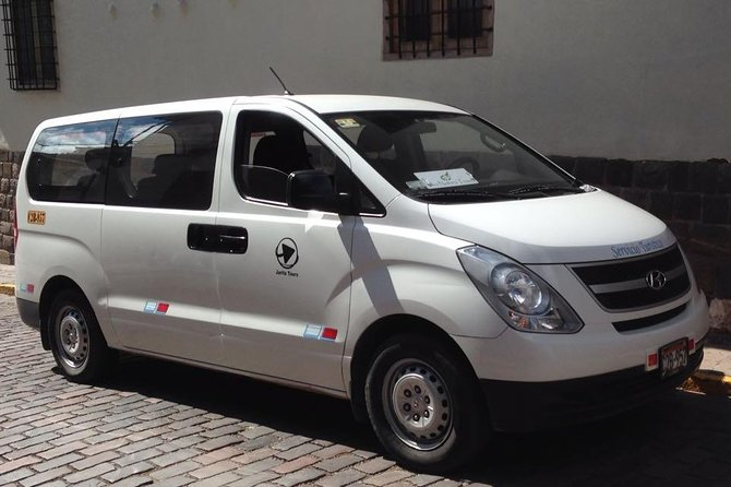One-way transfer from the Airport to the Hotel - Cusco