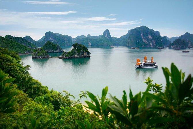 Halong Bay 08 Hour Shore Excursion from Halong Bay/ Hanoi (Cai Lan), Vietnam