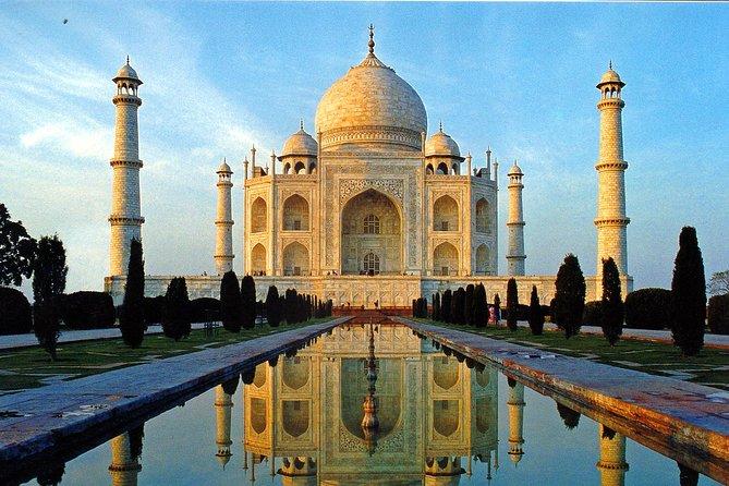Same Day Taj Mahal by Gatimaan Express Train