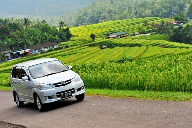 Bali PRIVATE Car Hire with Chauffeur