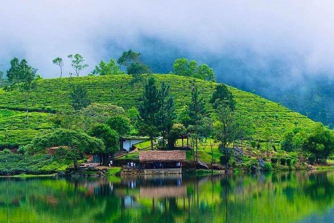 Trip to Ceylon with visit Sembuwatta Lake