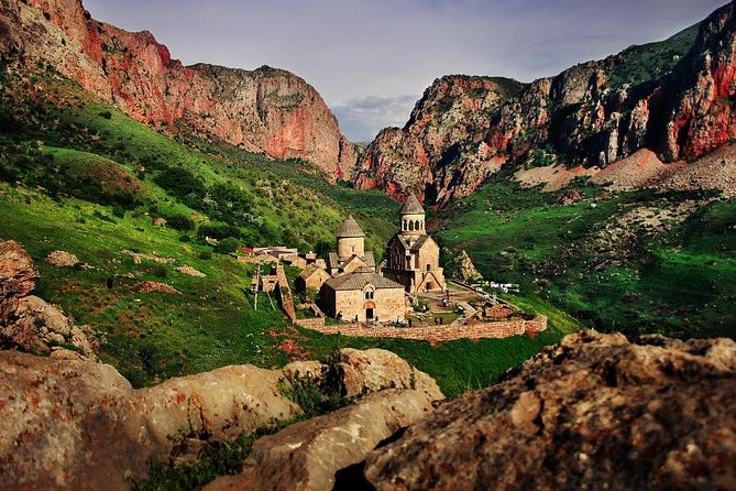 Unforgettable tour to Tatev monastery