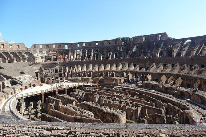COLOSSEO guided experience completed by Palatine hill & Roman Forum photo 3