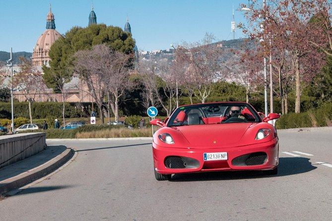 Ferrari F430 - Montjuïc Panoramic Tour