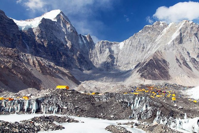 Everest Three Pass Trek 18 Days photo 1