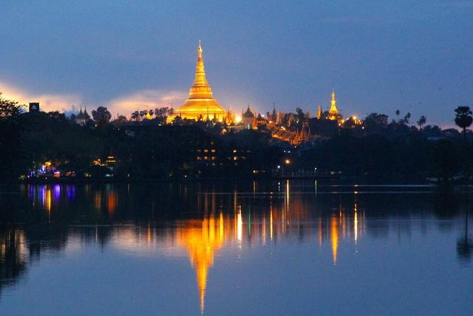 Shwedagon Evening And Night Life At Chinatown – Half Day