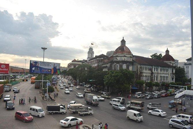 Shwedagon Evening And Night Life At Chinatown – Half Day