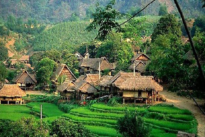 Mai Chau Tour 2 Days 1 Night Stay Homestay