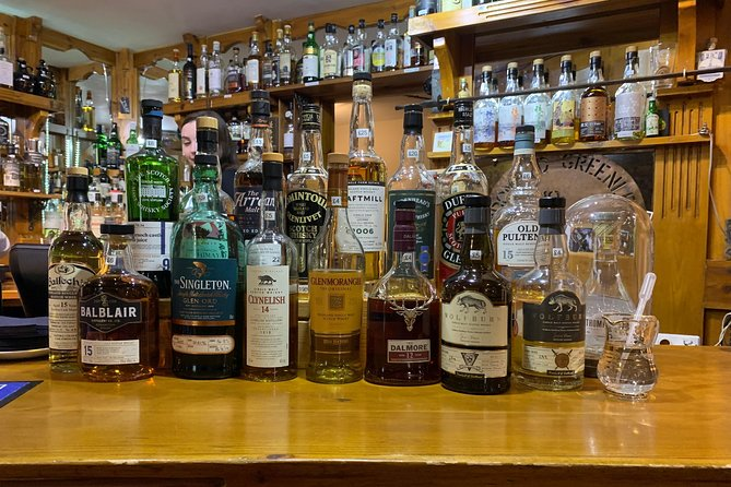 The Highland Whisky Experience by Whisky Trails: Glenmorangie, Dalmore, Balblair