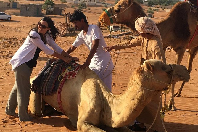 Wahiba Sands and Desert Safari from Muscat
