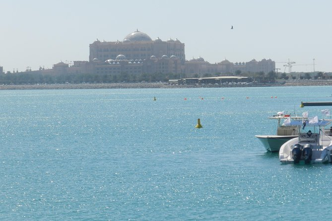 Abu Dhabi Small group city tour from Dubai with Grand mosque, Heritage village photo 3