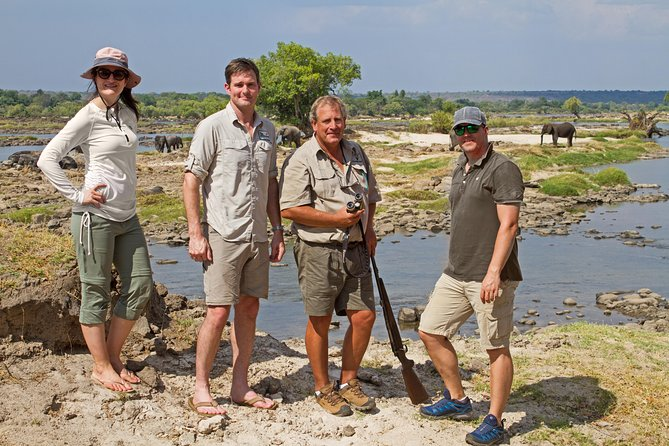 Walking Safari - River Wild Safaris
