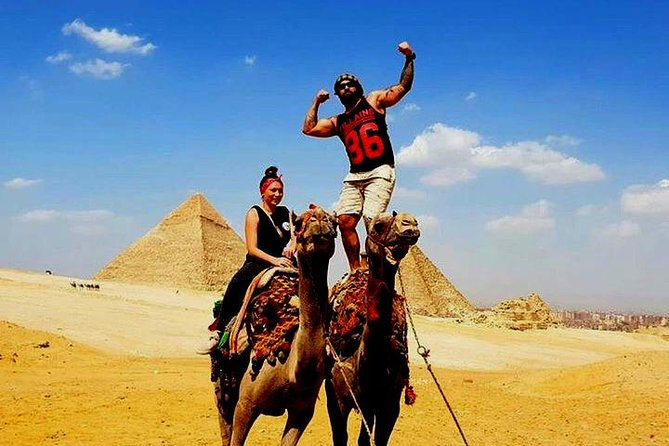 Most affordable 3 Days to Cairo- Alexandria with camel Ride all inclusive