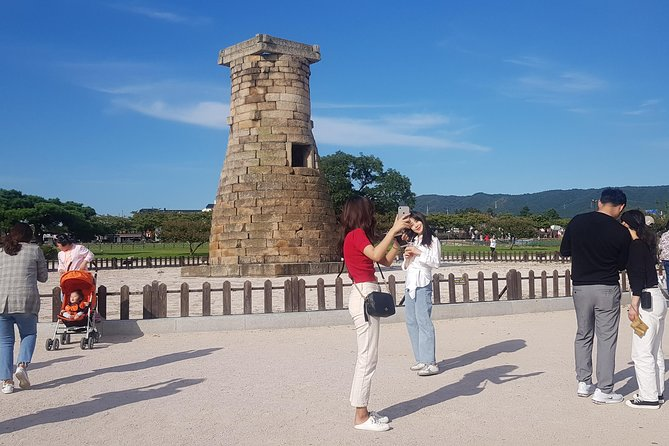Customized Gyeongju UNESCO trip