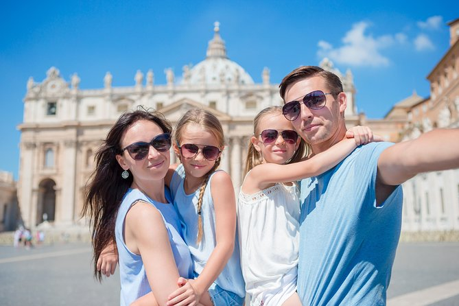 Sistine Chapel and Vatican Museums Private Tour