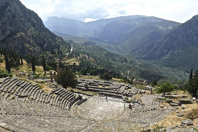 Day tour to Delphi from Athens