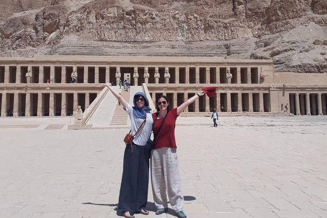 Comprehensive Luxor Day Tour from Safaga Port