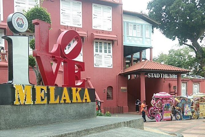 MELAKA DAY TRIP with BABA NYONYA LUNCH