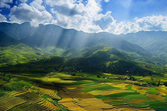 Sapa Treking 2 Days 1 Night Overnight In Homestay- By Bus/train