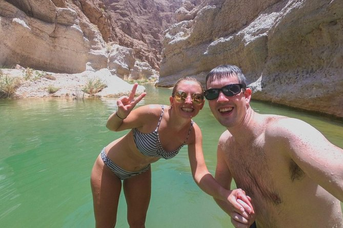 Wadi Shab full day tour (Muscat tours) : outdoor activities photo 5