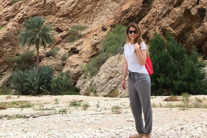 Wadi Shab full day tour (Muscat tours) : outdoor activities photo 10