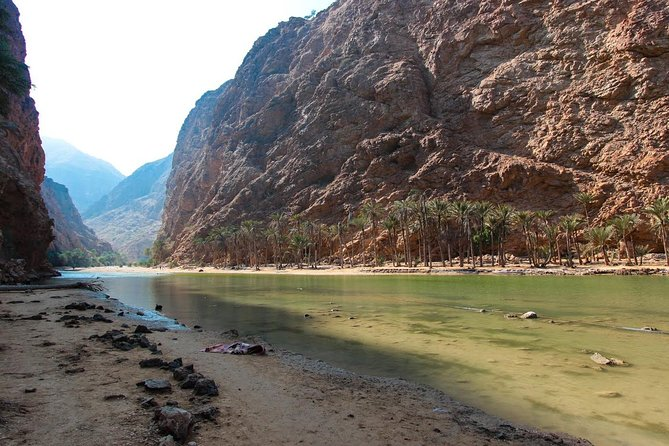 Wadi Shab full day tour (Muscat tours) : outdoor activities photo 9