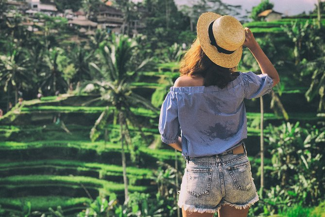 Full-Day in Ubud with Entrance Tickets Included