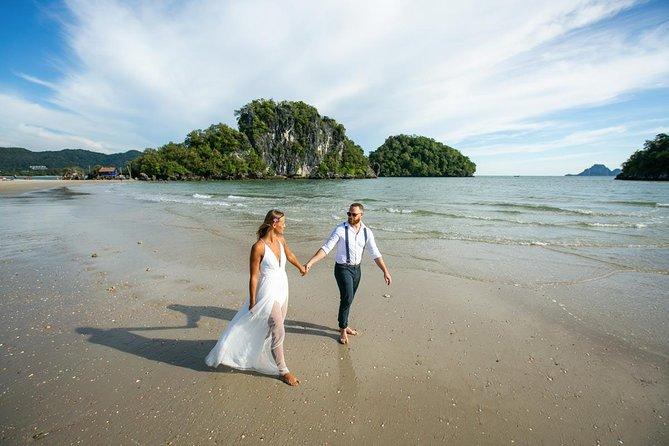 A01- Honeymoon Photos at Ao Nang-Klong Muang Beach