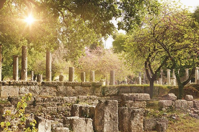 Day trip to Ancient Olympia from Athens