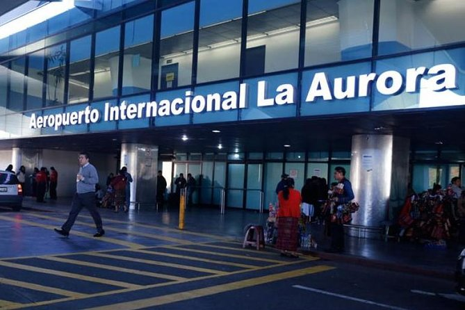 Private Transport - between Guatemala City Airport and Antigua