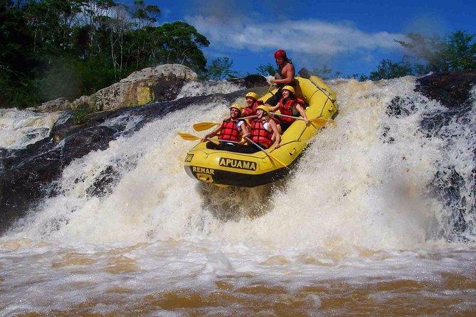 Rafting Aventura na Apuama - Rio Cubatão na Grande Florianópolis