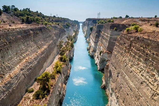 Holf-day trip to Corinth from Athens