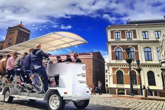 Riga Beer Bike
