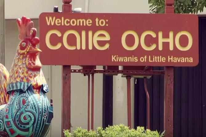 Miami y Los Everglades, Doble tour abreviado.