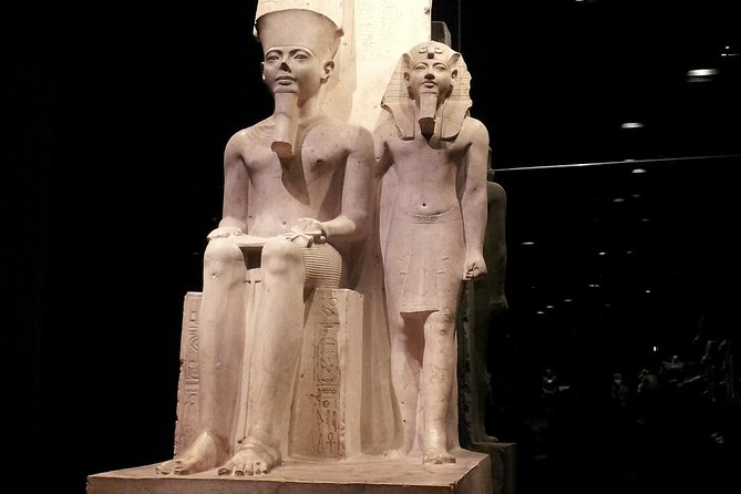 Egyptian Museum Semi Private Guided Tour with Skip the Line Tickets Included