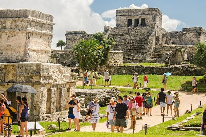 4 Places for just one price Tulum, Coba, Cenote and Playa del Carmen from Cancun