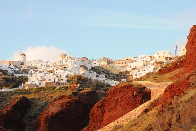 Santorini 4 Hour Wine Tour with Sunset