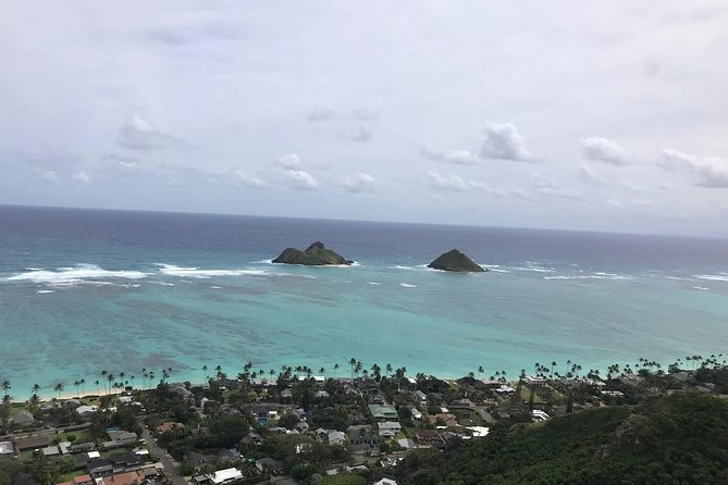 Makapu'u lighthouse & Kailua beach day