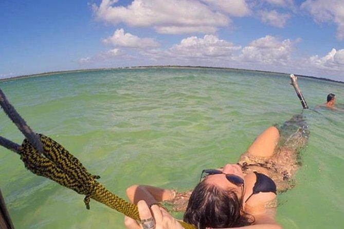 Passeio às Lagoas Azul e Paraiso de Jijoca de Jericoacoara (compartilhado)