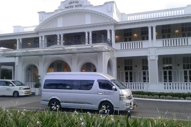 Private Roundtrip Transfer - Nadi Airport to Shangri-La Fijian Resort