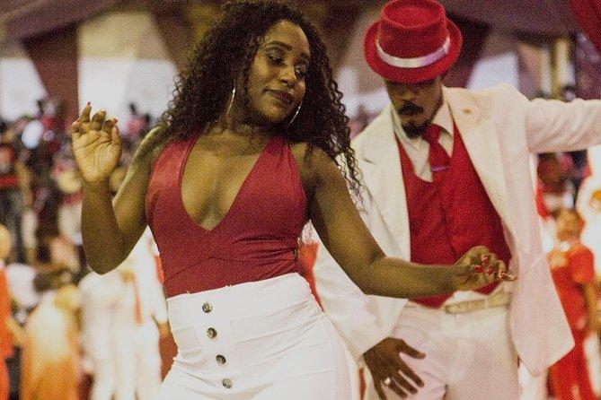 Samba Lessons at a Carnival School