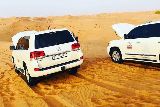 Red Sand Desert Safari