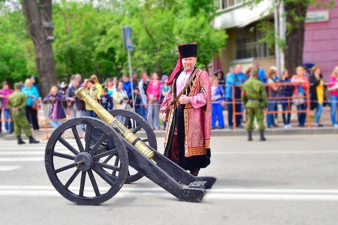 The best of Irkutsk Walking tour
