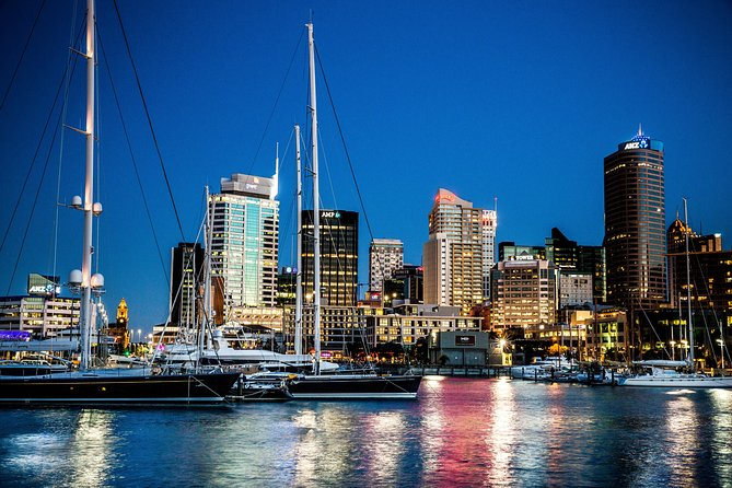 Auckland Lights - City Night Tour photo 4