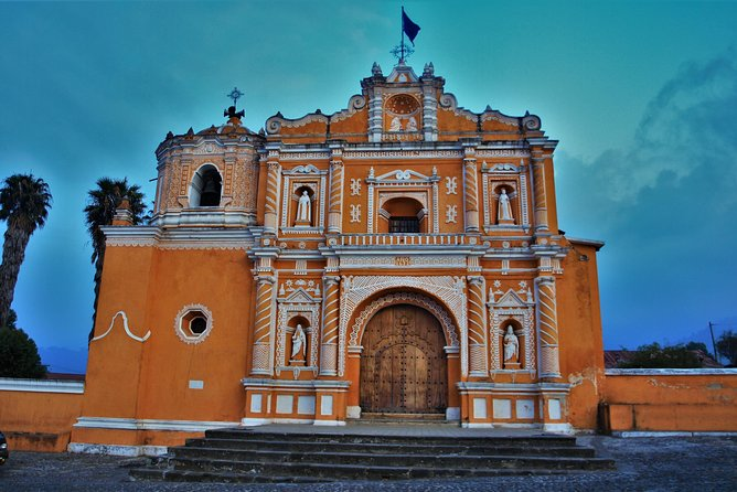 Tour of villages around Antigua Guatemala