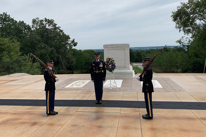 Arlington National Cemetery Hop-On Hop-Off Tour